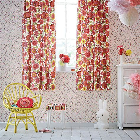 debenhams kids curtains scion kids multicoloured bloomin lovely curtains debenhams