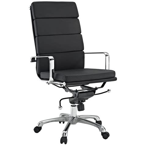 high back desk chair pro high back office chair modern office chairs eurway