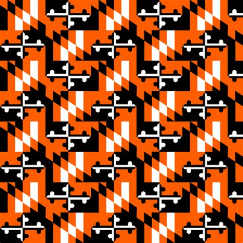 maryland flag baltimore orioles colors fabric