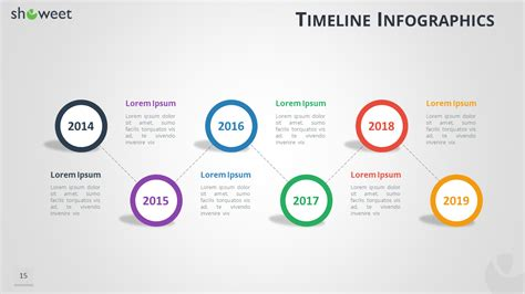 Easy Tool For Timeline Infographics Www Timeline Graphics For Powerpoint
