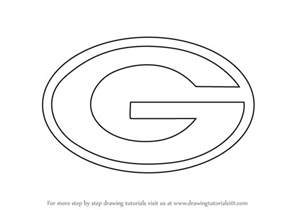 step by step how to draw green bay packers logo