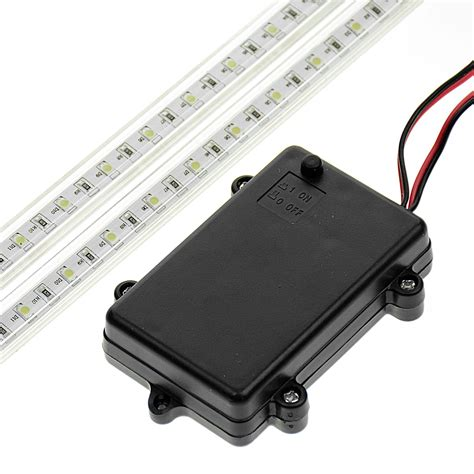 battery operated led light strips battery operated led light accent kit pairs t h marine supplies