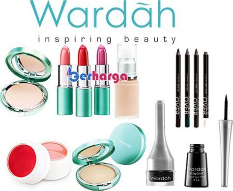 Seperangkat Alat Make Up Wardah daftar harga alat paket make up wardah terbaru april 2018