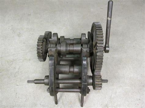 Antique Champion Wheel Bender Roller Metal Ring Tire