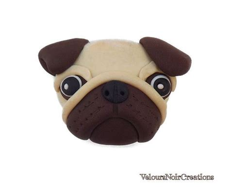 how to pug clay magnet pug created by polymer clay polymer clay magnet