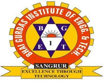 Bhai Gurdas Institute Of Management Technology Sangrur Mba by Bhai Gurdas Institute Of Engineering Technology