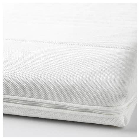 Ikea Bed Mattress Topper Tuss 214 Y Mattress Topper White Standard Single Ikea