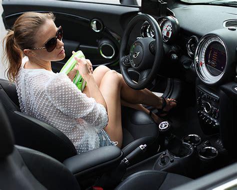 Bmw Bewerbung Cockpit Moderation F 252 R Kurze Autoclips Gesucht Atkins Foto