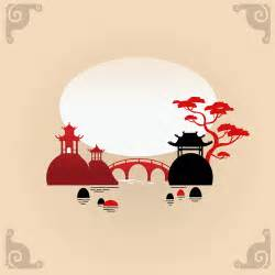 japanese design japan object design vector 01 vector other free download