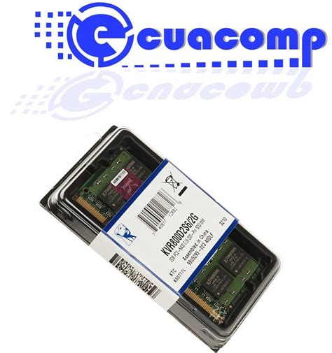 Ram Laptop Sodimm Ddr 2 2 Gb Pc 6400 memoria ram kingston ddr2 2gb pc2 6400 800 mhz sodimm