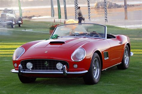 ferrari california 1961 1961 ferrari 250 gt california car pinterest
