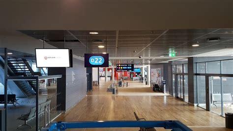 I Sign Display at Keflavik Airport   Cosign nv/sa