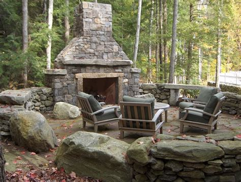 outdoor sitting decorating extraordinary troubh outdoor fireplace designs