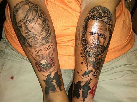 sons of anarchy tattoo sons of anarchy opie winston jax teller tattoos