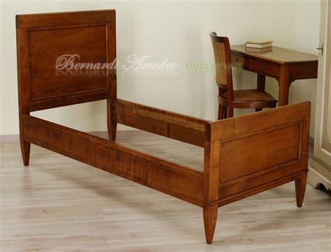 letti classici in legno letti in noce 2 letti