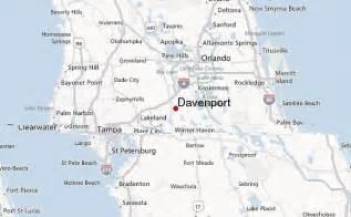 map of davenport florida davenport florida location guide