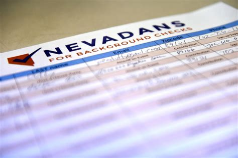 Nevada Background Check For Guns Fbi Background Check Las Vegas Background Ideas