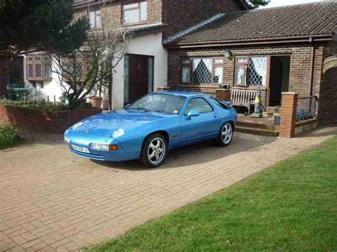 blue book used cars values 1989 porsche 928 electronic toll collection porsche 928 s4 very rare tahoe blue car for sale