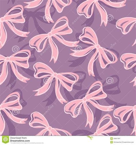 seamless ribbon pattern seamless pattern of pink ribbons on purple background
