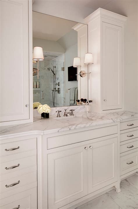 white cabinet bathroom ideas interior design ideas home bunch interior design ideas