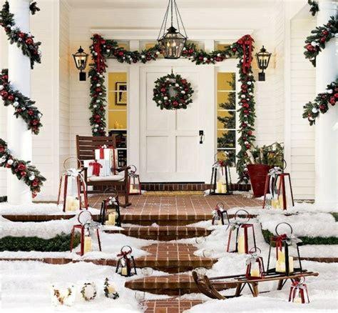 weihnachtsdeko f 252 r draussen macht weihnachten zu einem