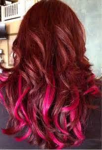 colored ombre ombre hairstyles beautiful hairstyles
