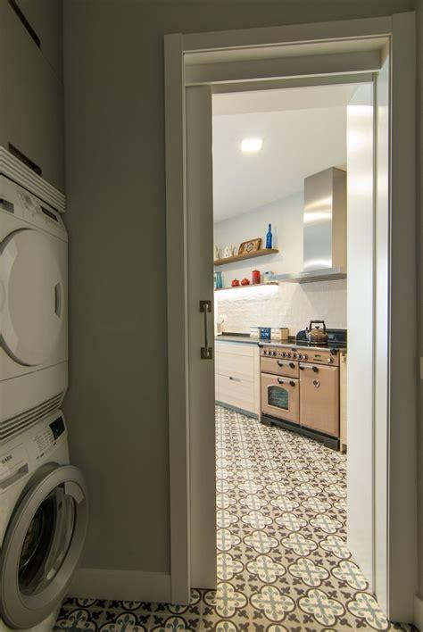 despensa y lavadero lavadero y zona de despensa en espacio escondido conectado