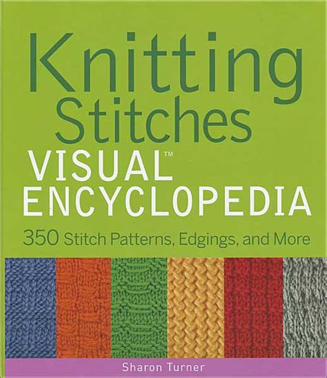 pattern library sle knitting stitch library books from knitpicks com