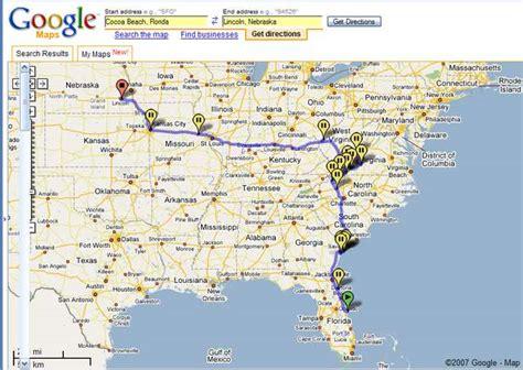 road map florida usa maps usa