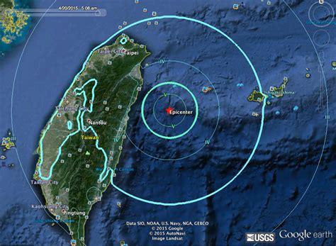 imagenes google earth terremoto chile un terremoto de magnitud 6 4 provoca alerta de tsunami en