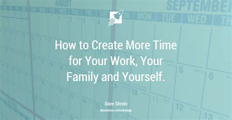 How To Make Time For Yourself by How To Make Time In Your Schedule For Yourself