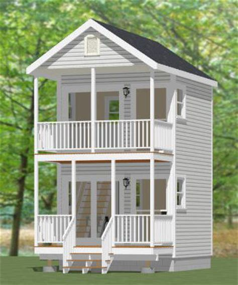 12x12 House Plans 12x12 Tiny House 12x12h1 268 Sq Ft Excellent Floor Plans Small Places