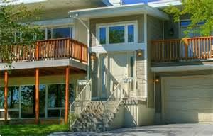 front porch designs for split level homes remodeling split foyer split entry remodel exterior update renovation design group ideas