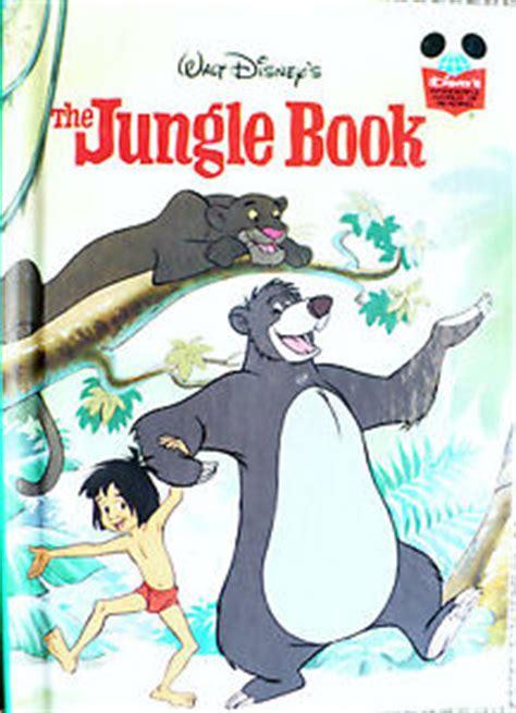 libro the wonderful world book walt disney s the jungle book disney s wonderful world of reading 717283364 ebay