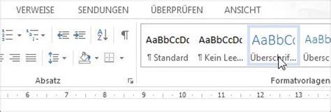 Word Vorlage Inhaltsverzeichnis ändern 196 Ndern Der Ebene Eines Inhaltsverzeichniseintrags Word