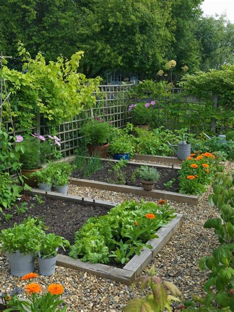 Walled Garden Nursery Geometric Garden Design Ideas Landscape Farmhouse With