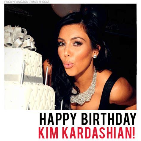kim kardashian birthday gif happy birthday fashion gif find share on giphy