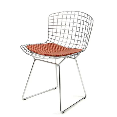 Bertoia Chair by Bertoia Side Chair Knoll