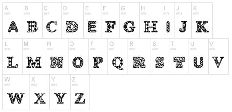 printable fonts generator animal font generator www pixshark com images
