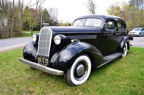 1936 buick 2 door trunkback sedan survivor to find model 4411 for sale photos 1936 buick 4 door sedan