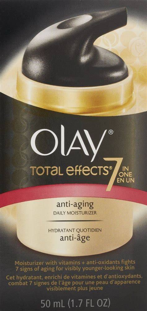 Olay Total Effects Daily Moisturizer olay total effects 7 in one anti aging daily moisturizer