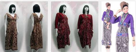 Baju Atasan Ry model baju batik untuk orang gemuk kerja kantor muslim