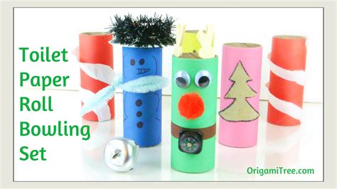 Toilet Paper Roll Challenge by Christmas Crafts Toilet Paper Roll Craft How To Make A