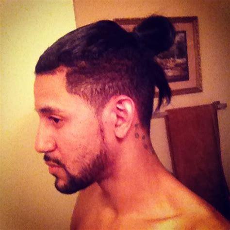 samurai hairstyle men samurai hairstyle hair pinterest