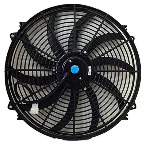 best electric radiator fans best upgr8 universal high performance 12v slim electric