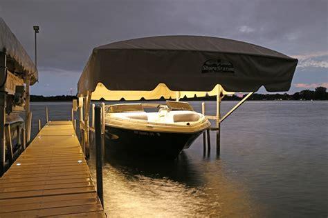 boat lift canopy lights boat lift canopy led light