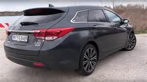 Hyundai I 40 2016 Hyundai I40 1 7 Crdi 141 Hp Test Drive By Test