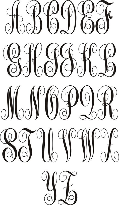 cursive wall letters best 25 cursive letters ideas on pinterest cursive