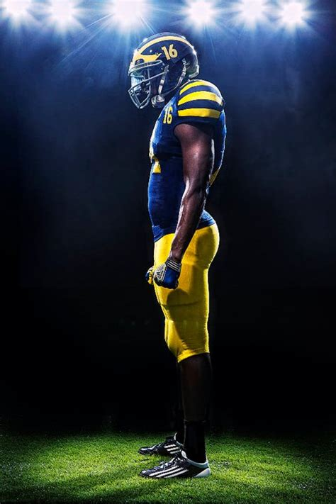 under the lights football adidas unveils michigan notre dame quot under the lights