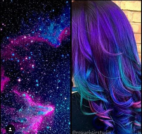 galaxy colors 25 best ideas about galaxy hair on galaxy
